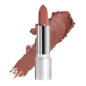 Kylie Cosmetics Creme Lipstick in Mont Blanc Nude